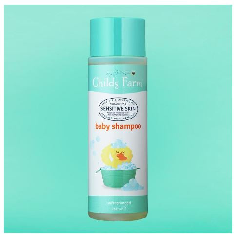 Childs Farm - Baby Shampoo, Unfragranced 250ml