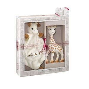 Sophie La Girafe - Sophiesticated Comforter Set