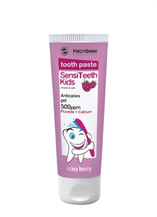 FrezyDerm - Sensiteeth Kids Crazy Berry 50ml