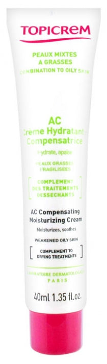 Topicrem - Compensating Moisturizing Cream 40ml