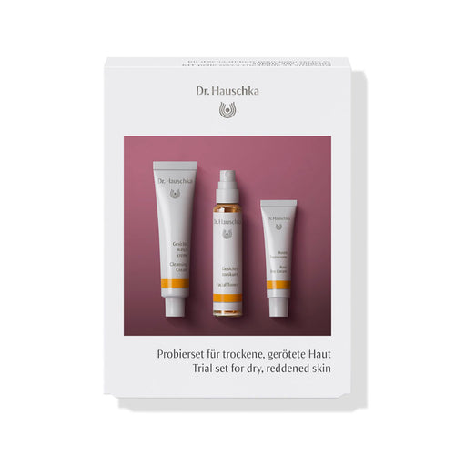 Dr Hauschka - Trial Set for Dry, reddened skin