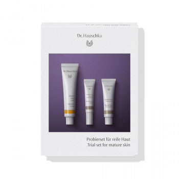 Dr Hauschka - Trial Set for Mature Skin
