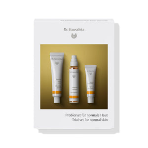 Dr Hauschka - Trial Set for Normal Skin
