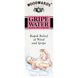Children Medicines - Woodwards Gripe Water 150ml