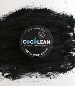 Cocolean - ULTRA FINE charcoal powder