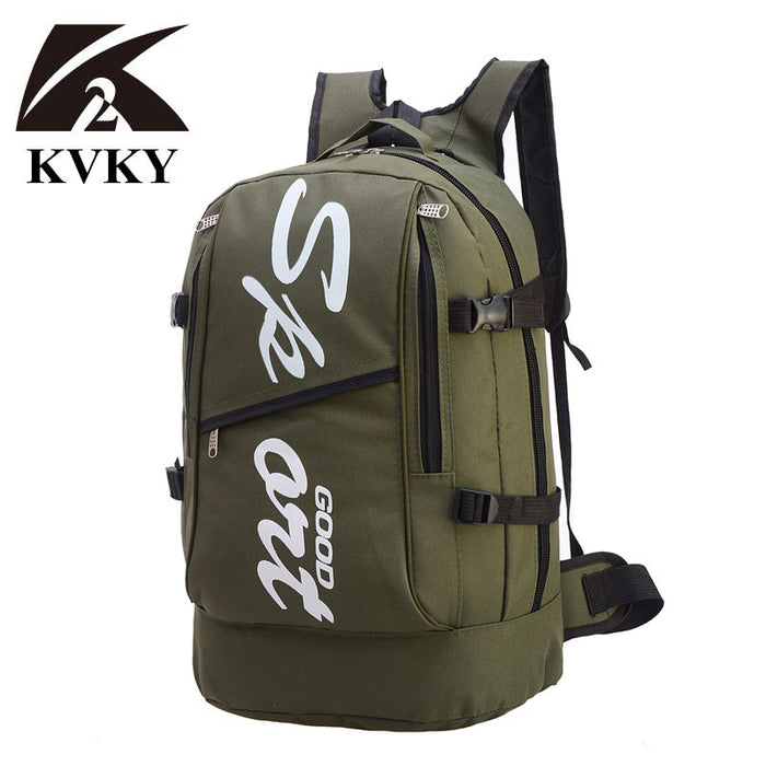 d646954fd2b 2017 Men Male Canvas Backpack Big Capacity College School Student Backpack  Casual Rucksacks Travel Bag Black