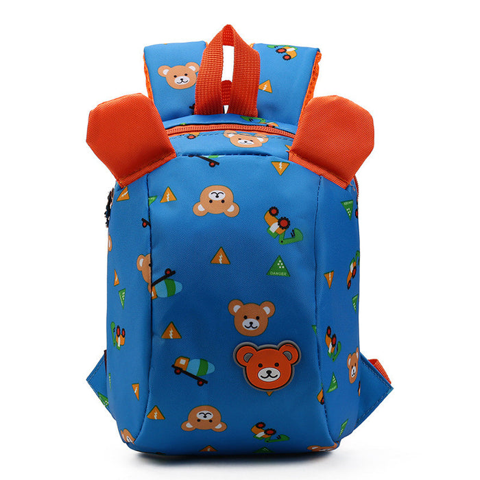 869e41abe05c Anti Lost School Bag for Kids Children Backpack Aminals Kindergarten School  Bags for 1-3