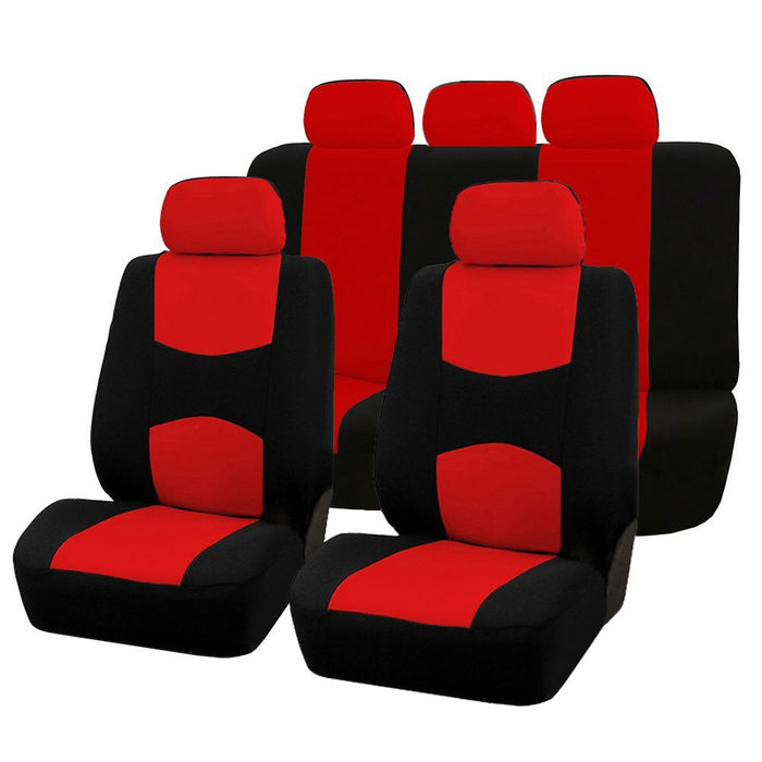 Car Seat Cover Full Set Automobile Protection Vehicle Covers Universal Interior Accessories