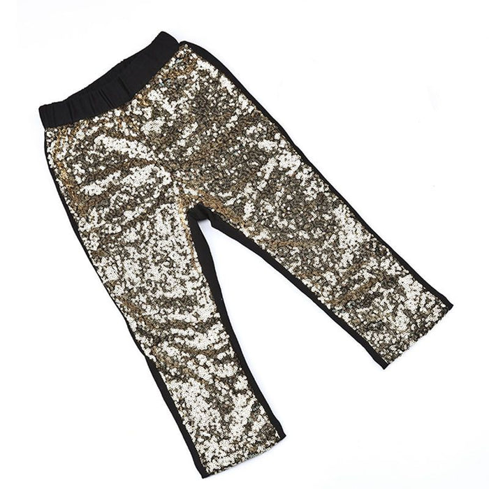 253ca50a35b2 FREE SHIPPING Little girls personalized red sequin pants Baby Girls Sequin  Leggings