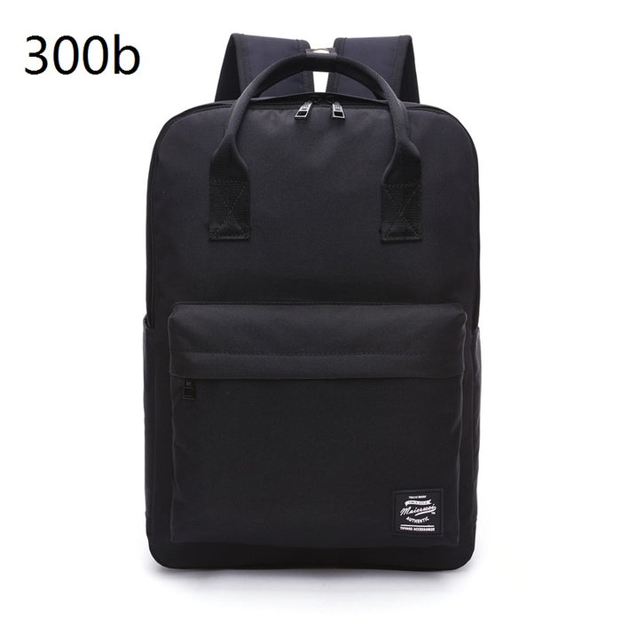 0722c8de5e76 MAN ER WEI Large Capacity Backpack Women Preppy School Bags For Teenagers  Men Oxford Travel Bags