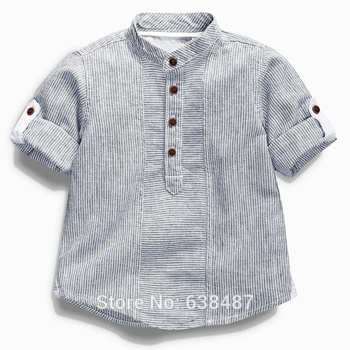 46bc4e19b4d3 FREE SHIPPING New 2017 Brand Quality 100% Woven Cotton Baby Boys Polo Shirt  Summer Children's
