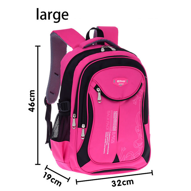 2e7f6df0bd New 2017 Fashion Bags High Quality Children School Bags Backpacks Brand  Design Teenagers Best Students Travel