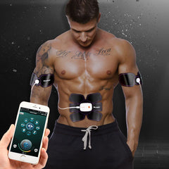 Smart App Multi EMS Abdominal Muscle Trainer Electronic Muscle Stimulator