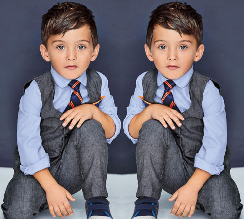 afd8bab95 Wedding suits for baby boys 4 pieces set autumn 2016 children s ...