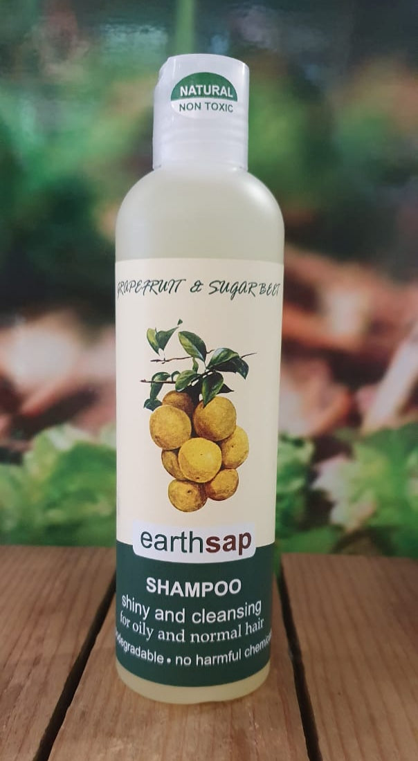 Shampoo(grapefruit & sugarbeet) 250ml