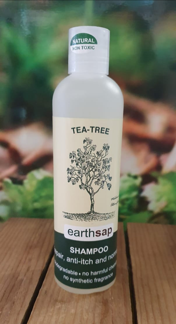 Shampoo (Tea Tree) 250ml