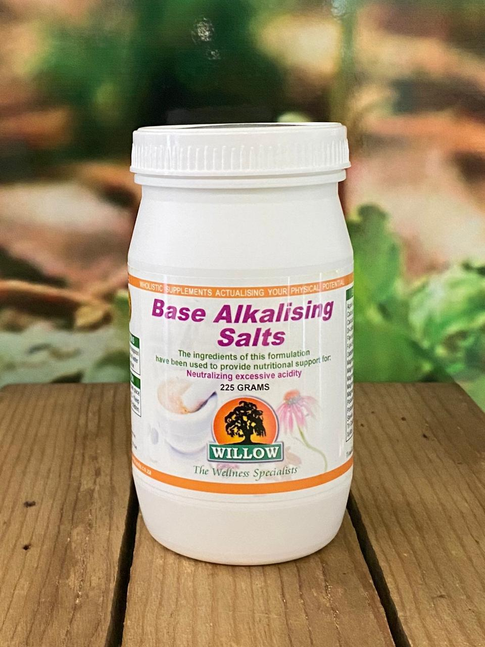 Base Alkalising Salt 225g