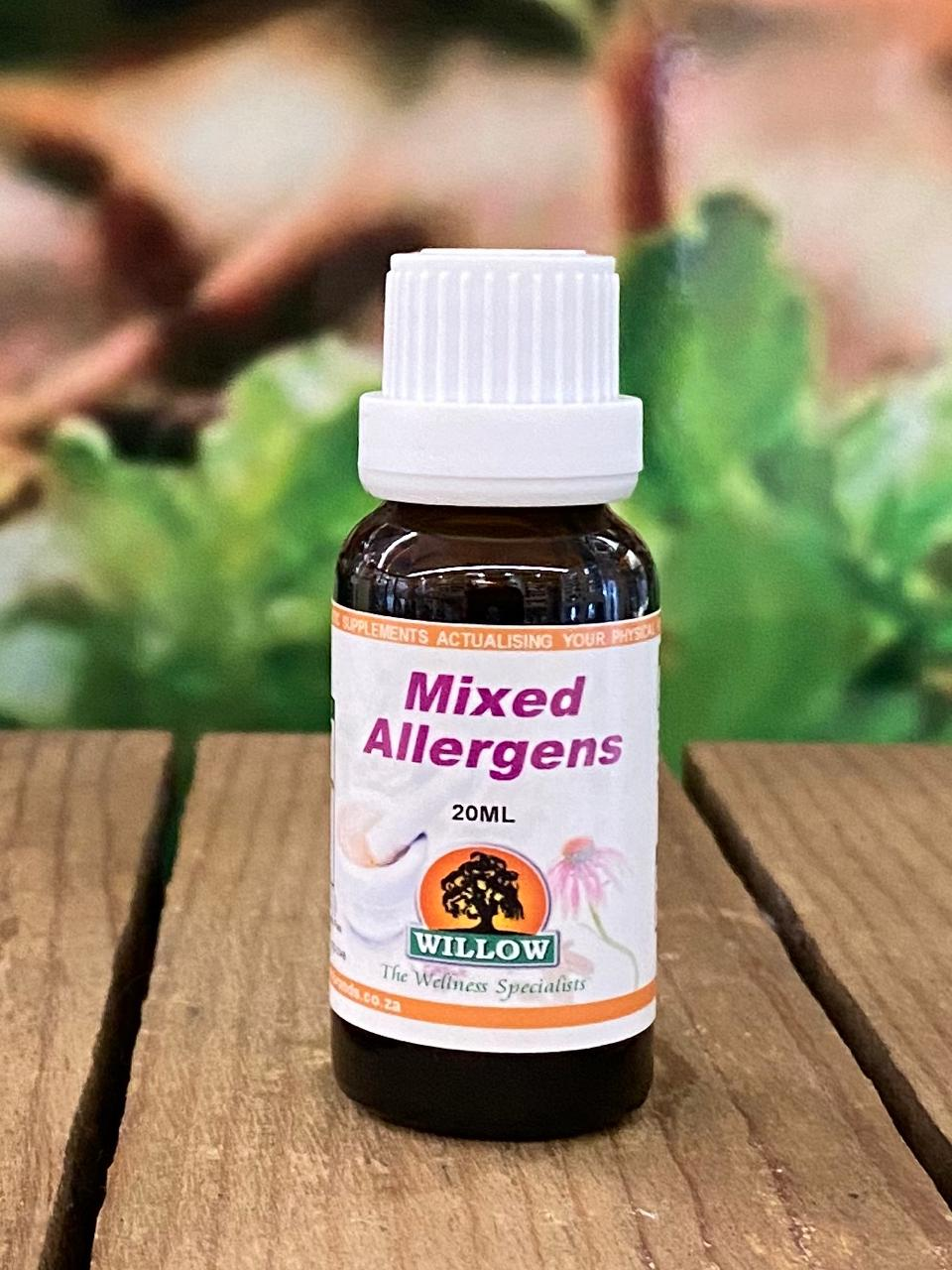 Mixed Allergens drops 20ml