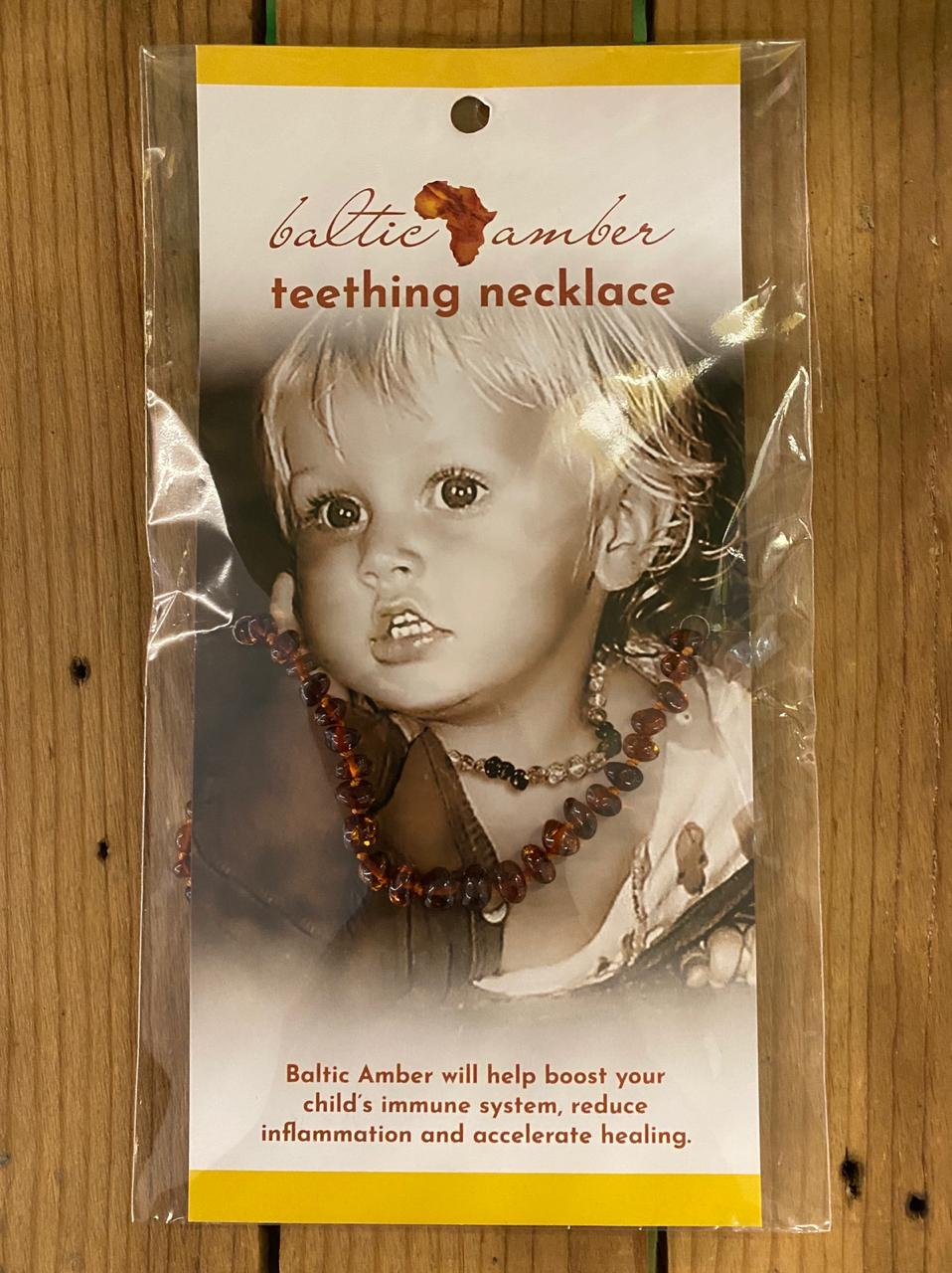 Baltic Amber Teething Neclace