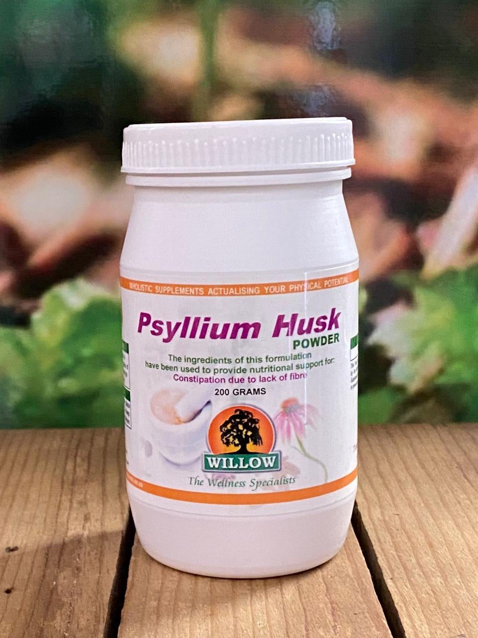 Willow Psyllium Husk Powder 200g