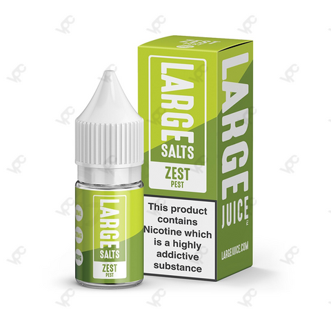 Large- Zest Pest Nic Salt