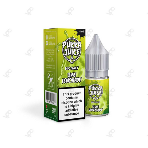 Pukka Juice- Lime Lemonade 20mg