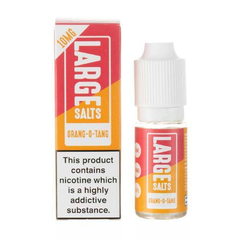 Large- Apple Nutter Nic Salt