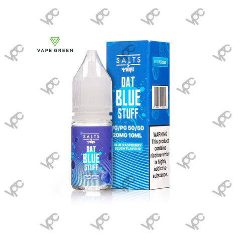 Dr Vapes- Dat Blue Stuff Nic Salt