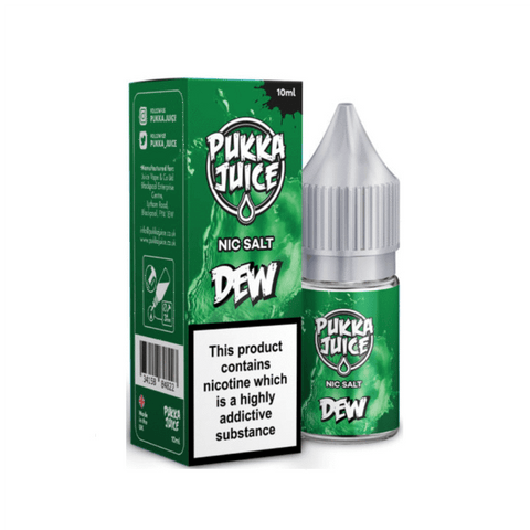 Pukka Juice- Dew Nic Salt