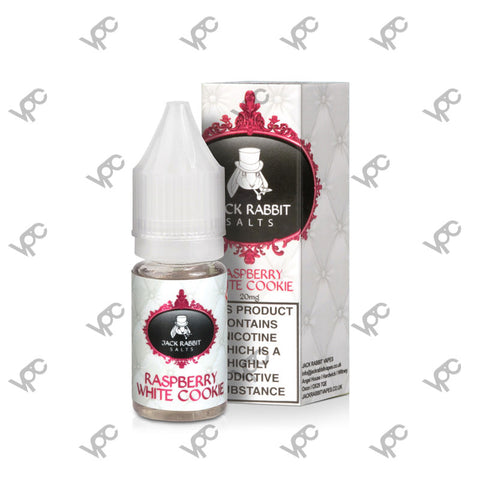 Jack Rabbit Salt -Raspberry White Cookie