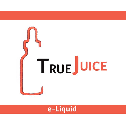True Juice- Vanilla Custard