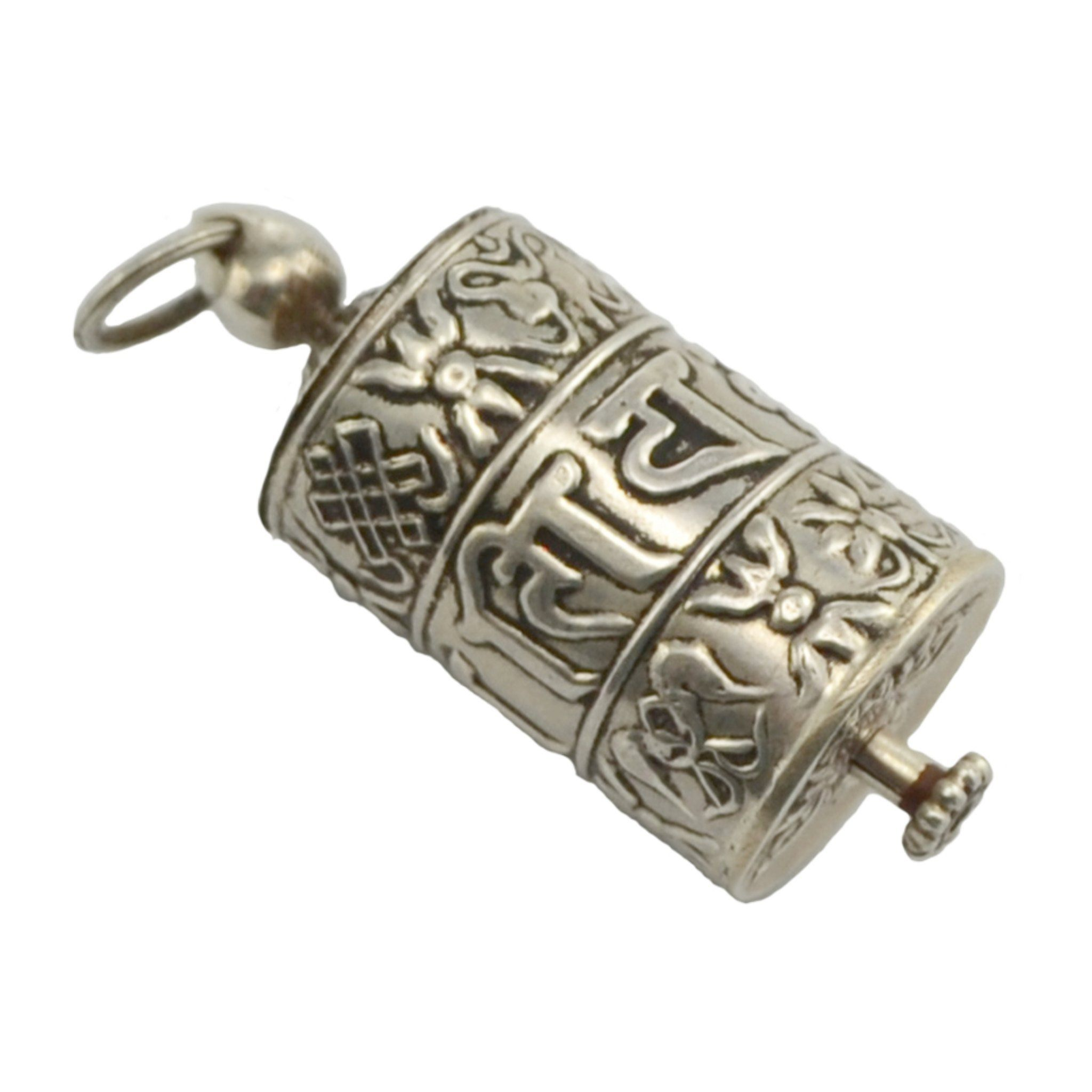 Prayer Wheel Pendant Millenium