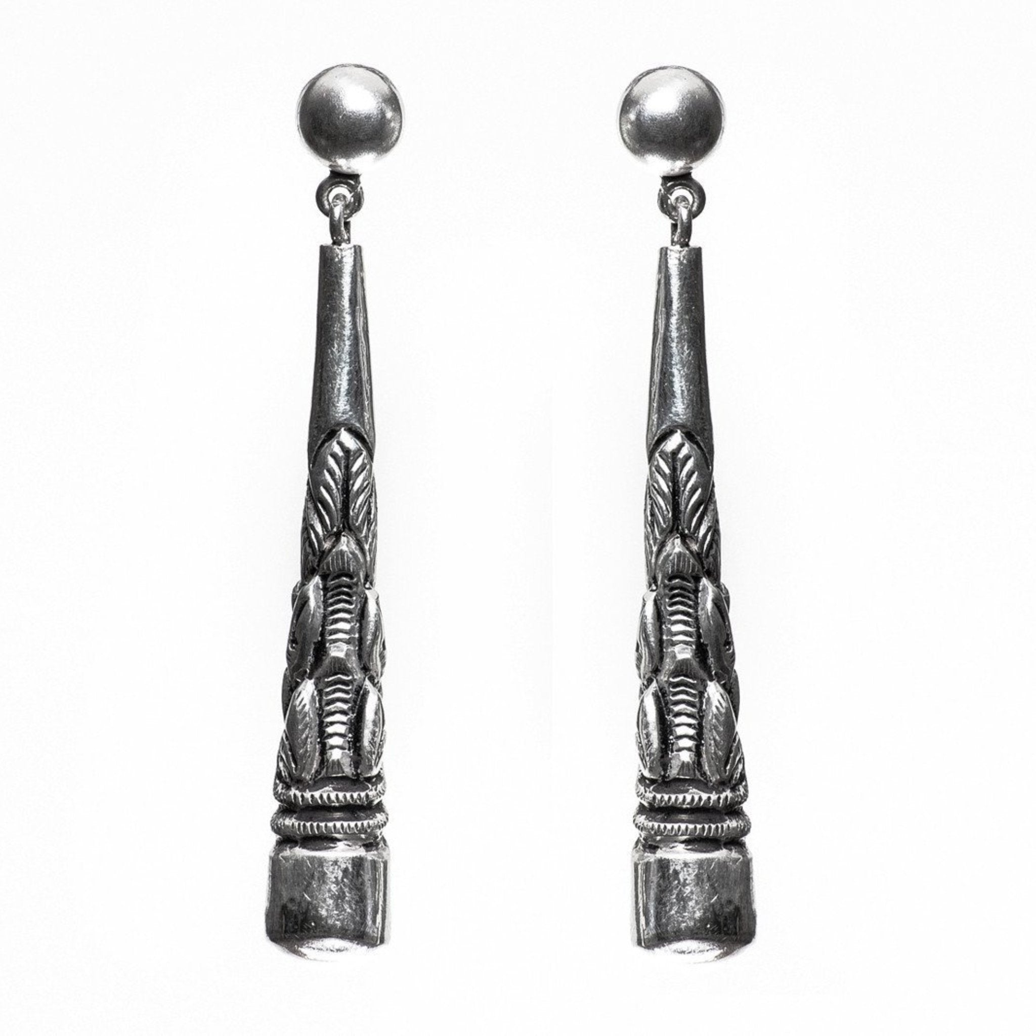 Sarsen Earrings Yak & Yeti