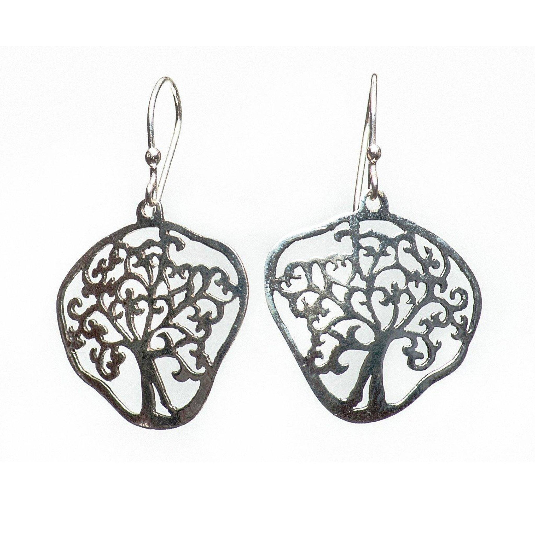 Tree Of Life Earrings Millenium