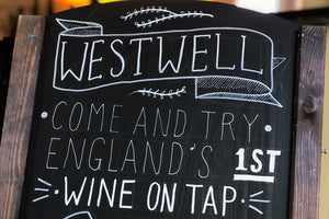 Canterbury Festive and<br>England's 1st Wine on Tap