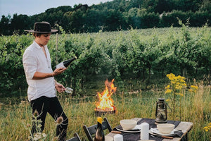 Fire + Wild Feast<br>at the Vineyard