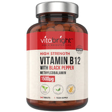 Vitamin B12 - 365 Vegan Tablets