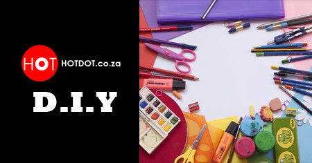 Find DIY on HotDot.co.za , You will be suprised!