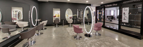 hotdot give business opportunities to local hairdressers
