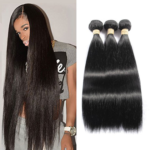 Special 28 inch 9A Brazilian Straight 3x Bundles Brazilian Straight Weaves Hotdot.co.za