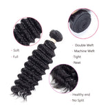 Wholesale Beau-Diva 9A Brazilian Deep Wave Weave SKU DEEP WAVE
