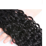 "Beau-Diva 9A Brazilian Hair Water Weave 12"" - 18""inch Black SKU HH WATER WAVE"