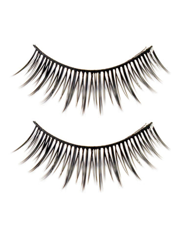 Hotdot Eyelashes Black #002