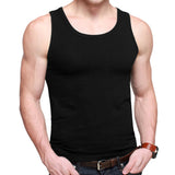 Wholesale BLKT Casual Sleevless Vest (Black) SKU: BLKT2017TB