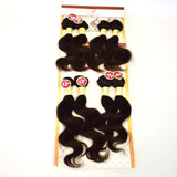 BEAU-DIVA BODY WAVE 8PCS SYNTHETIC WEAVES PACKAGE Hotdot.co.za