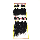 Beau-Diva Natural Wave 8pcs Synthetic Weaves Package Hotdot.co.za
