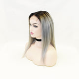 OMBRÉ T2/Grey wig SALE Mary 16 inches Brazilian Wig from R2299 ONLY