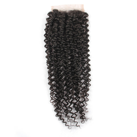Beau-Diva 12A Brazilian Water Wave 4X4 Closure Three Parts SKU CL-3P WW