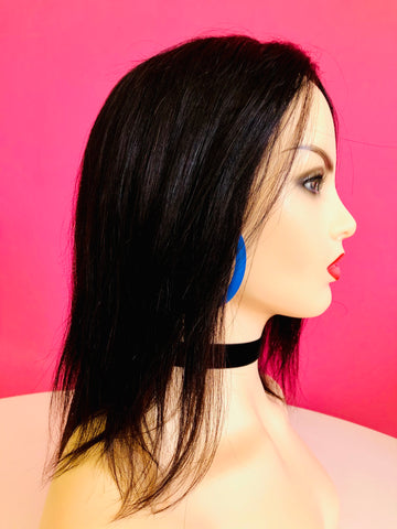 NEW!! Hotdot Straight BOB 8inches Brazilian Wig SKU BOB wig