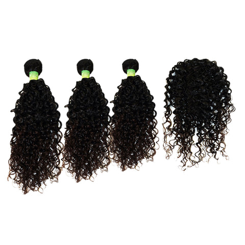 Sapphire 18+20+22 Free Closure Zambezi Synthetic Package SKU Zambenzi